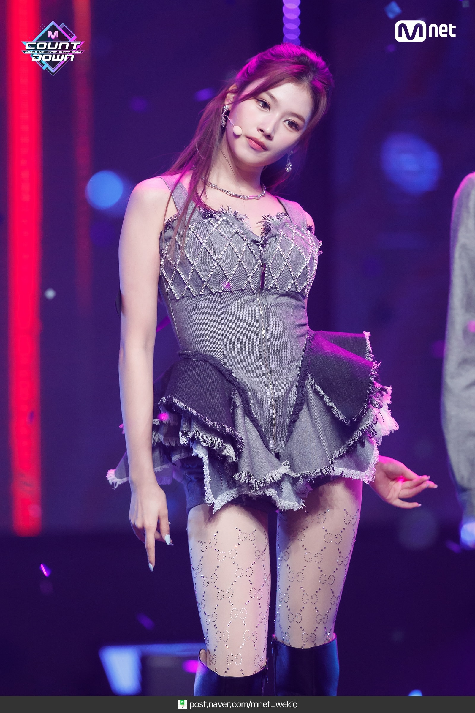 TWICEサナ I CAN'T STOP ME 20201105 MCD