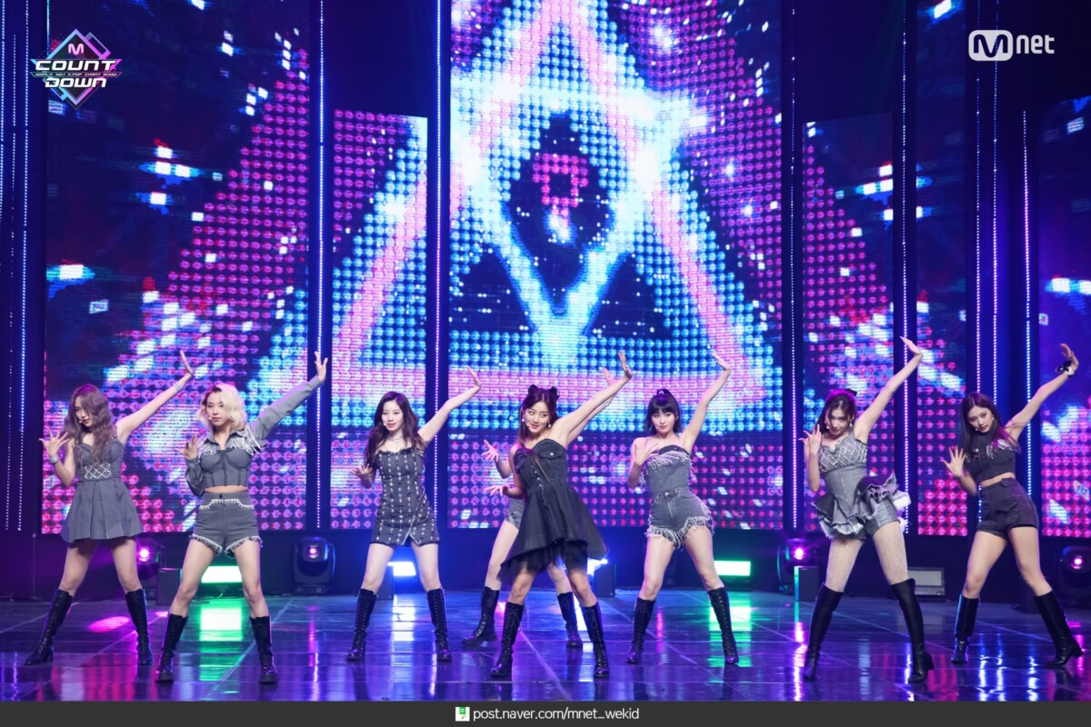 TWICE I CAN'T STOP ME 20201105 MCD